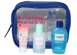 Maybelline Make Up Travel Kit | inc Beauty Balm | Eye mup remove | Polish Remove